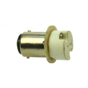Talamex Adapter BA15D naar G4