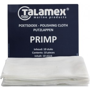Talamex Poetsdoeken primp 33x40cm (10st)