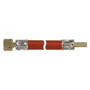 Talamex Gasslang 80cm ¼ l bi x 8mm glad