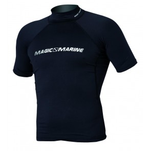 Magic Marine Cube Rash Vest S/S Men