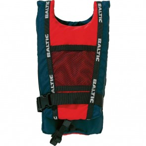 Baltic Canoe zwemvest 50N 40-130kg rood/navy