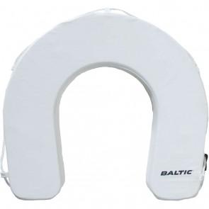 Baltic hoes voor hoefijzerboei wit