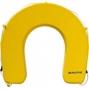 Baltic hoes voor hoefijzerboei geel