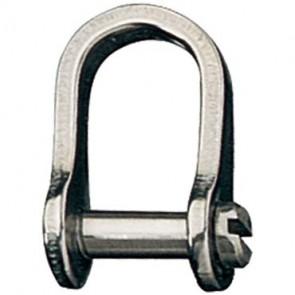 Ronstan D-sluiting (schroef) 4,0 mm