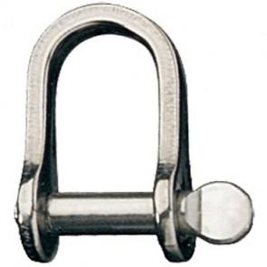 Ronstan D-sluiting 4,0 mm
