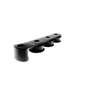 Spinlock Valgeleider 3x 38 mm schijf a-symetrisch