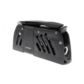 Spinlock Powerclutch CTiC 8-12 mm, zwart