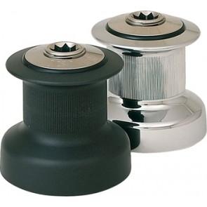Antal W6 winch black anodized aluminium