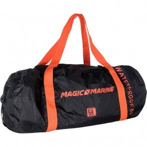 Magic Marine Waterproof Sportsbag Lightweight 60L Black
