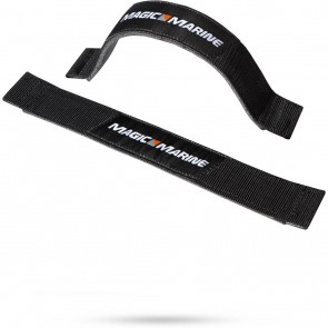 Magic Marine Footstrap Light Black