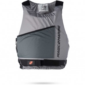 Magic Marine Match Buoyancy Aid Szip Light Grey