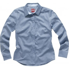 Gill Women's Crew Shirt L/S blue