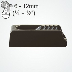 Clamcleat CL228 Vertical with Integral Fairlead 6-12mm