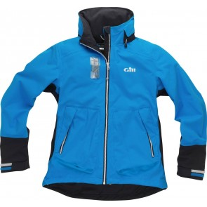 Gill Women's Coastal Racer Jacket blue