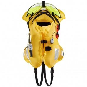 Crewsaver Ergofit 190N Pro automatisch reddingsvest + lamp + sprayhood + harnas