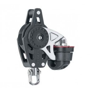 Harken 40mm ratchet klem en hondsvot 2611