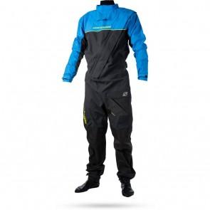 Magic Marine Regatta Drysuit Fzip Blue