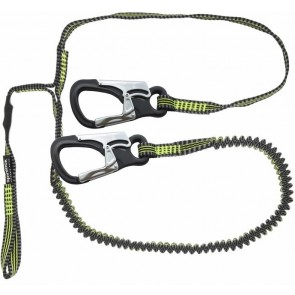 Spinlock Performance veiligheidslijn 16 mm 2 haken/loop