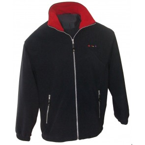Windstop fleece jack Borkum Dry Fashion
