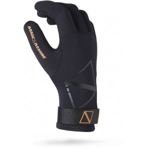 Magic Marine Freeze Pre Curved Glove buitenkant
