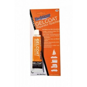 Yachticon Gelcoat reparatie vuller wit 70gr