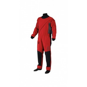 Gill droogpak 4803J red junior pro drysuit