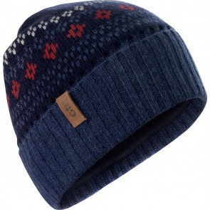 Gill Nordic Knit Beanie navy