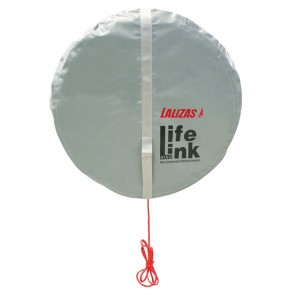 Lalizas set lifebuoy ring solas 75cm, lify