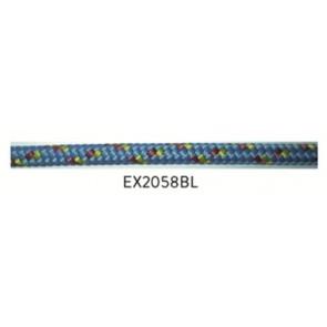 Rooster Laser grootschoot 7mm 13,5mtr blauw (Lijnen)