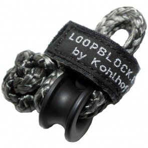 Kohlhoff loop connector 8-10 mm, knoop