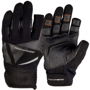 Magic Marine Ultimate 2 Gloves F/F Junior - black