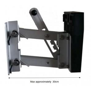 Motorsteun aluminium verstelbaar tot 20PK-50KG