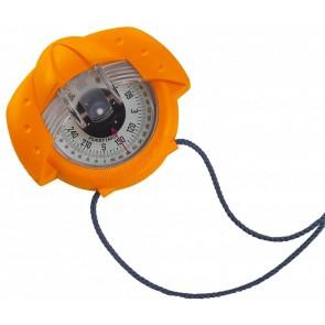 Plastimo Iris 50 handpeilkompas oranje