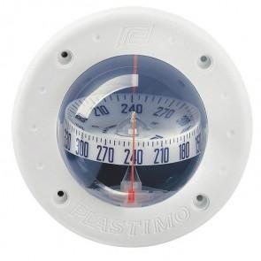 Plastimo Mini-C inbouw kompas zwart - witte roos conisch