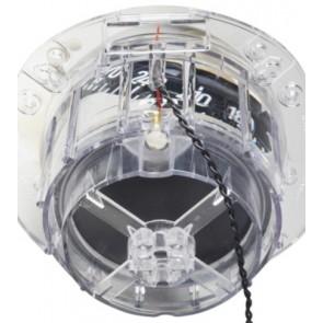 Plastimo Offshore 115 kompas zwart, zwart conische roos