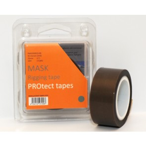 PROtect tapes Mask 50micron PTFE grijs 25mm x 10m