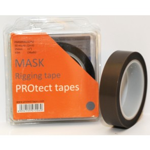 PROtect tapes Mask 50micron PTFE grijs 25mm x 33m