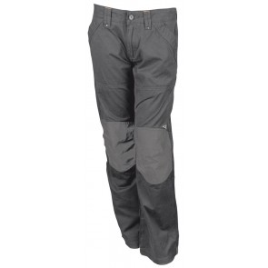 Magic Marine Reef Pant dames zeilbroek mud grey