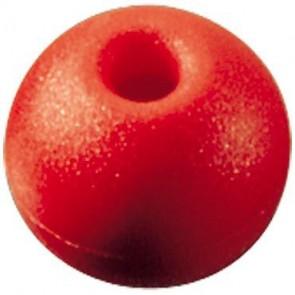 Ronstan kraal 25 mm rood voor lijn 5 mm
