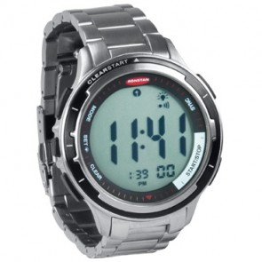 Ronstan RVS Clear start horloge RVS band