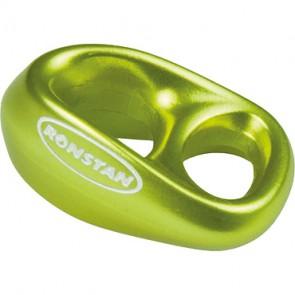 Ronstan Shock schijfloos blok 5 mm groen 2 st
