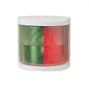 Lalizas Classic 20 combilicht bakboord-stuurboord rood-groen, witte behuizing