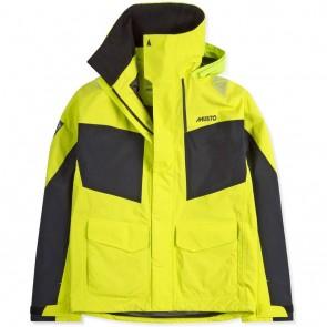 Musto BR2 Coastal Jacket Sulphur Spring/Black