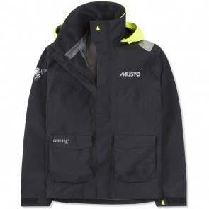Musto MPX Gore-Tex Pro Coastal Jacket Black