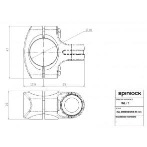 Spinlock Scepter geleide oog