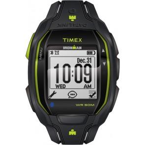 Timex Ironman Run x50+ Charcoal/Lime