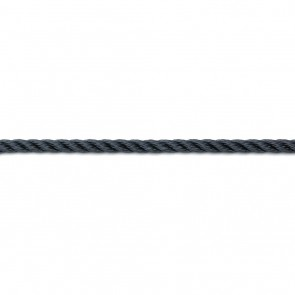 U-rope 3-Strengs Polyester lijn navy