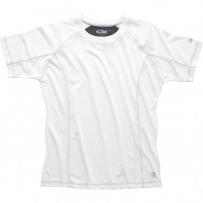 Gill Women's UV Tec Crew Neck T Shirt