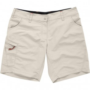 Gill Women's UV Tec Short Khaki