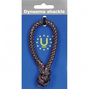 Dyneema shackle 4mm zwart